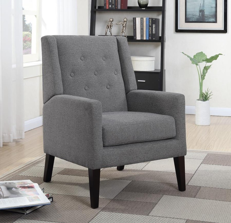 Enjoyable Scott Living Living Room Accent Chair 903379 Furniture Andrewgaddart Wooden Chair Designs For Living Room Andrewgaddartcom
