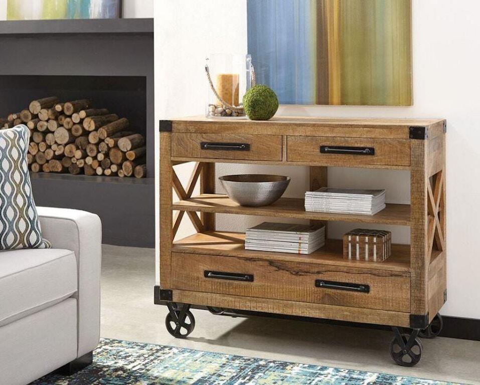 Scott Living Living Room Accent Cabinet 950711 - Furniture