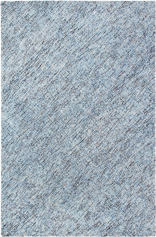 Colorfields Floor Coverings Blue Heather Area Rug 10753 Indg