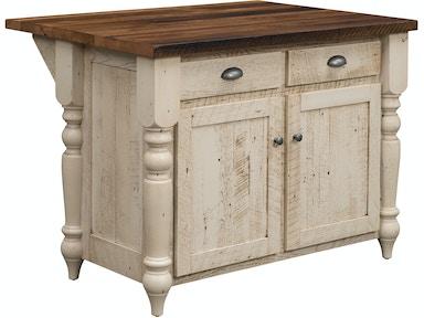 Urban Barnwood Furniture Dining Room Kitchen Islands ...