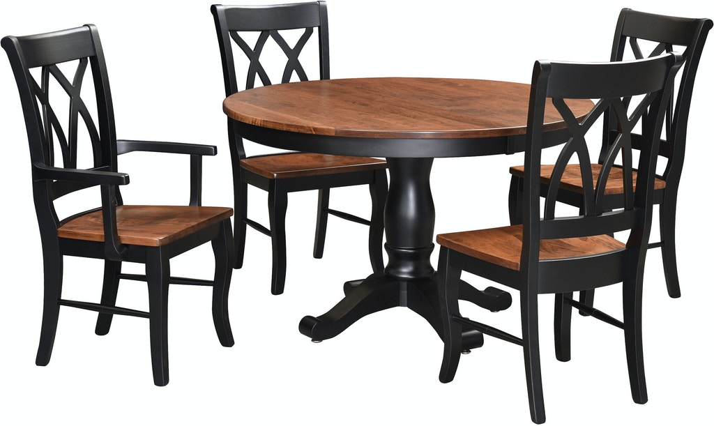 Cool Farmstead Acres Dining Room Stanton Arm Chair 371 Woodys Home Interior And Landscaping Spoatsignezvosmurscom