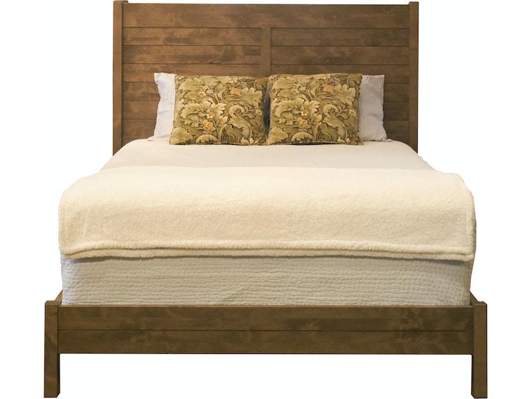 Archbold Furniture Company Ship Lap Bed
