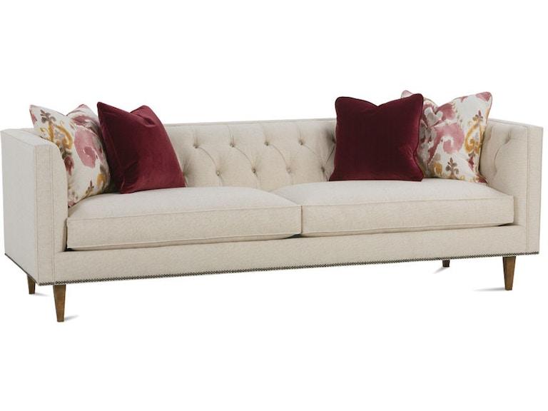 Ckd Living Room Tufted Low Back Sofa Elin 003 Seldens Designer Home Furnishings Tacoma Wa