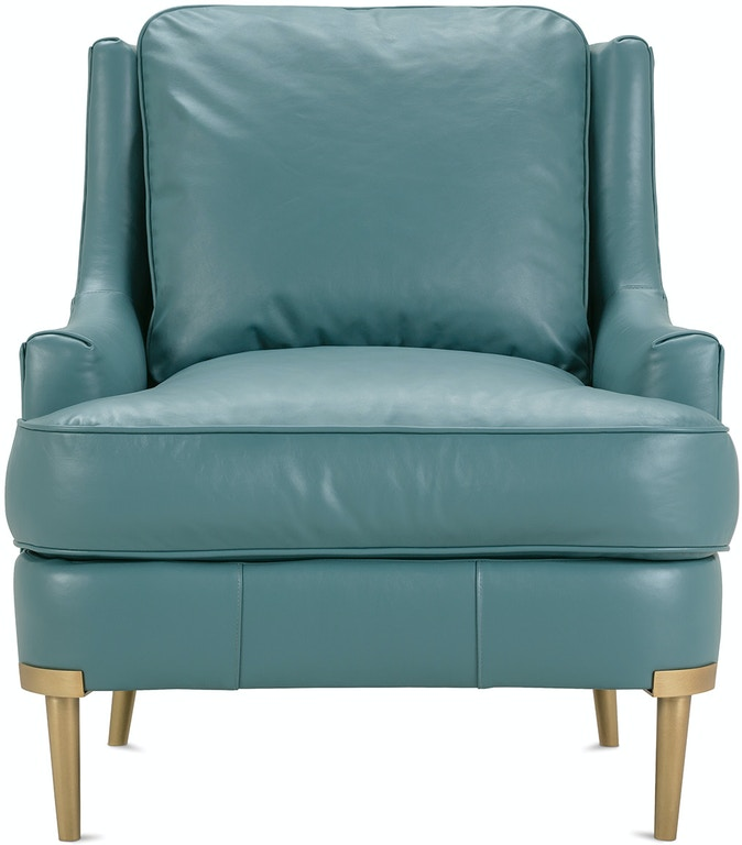 Leather Accent Chair Millie A L 006