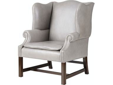 Milling Road Morse Wing Back Chair Mr4712c Decor House