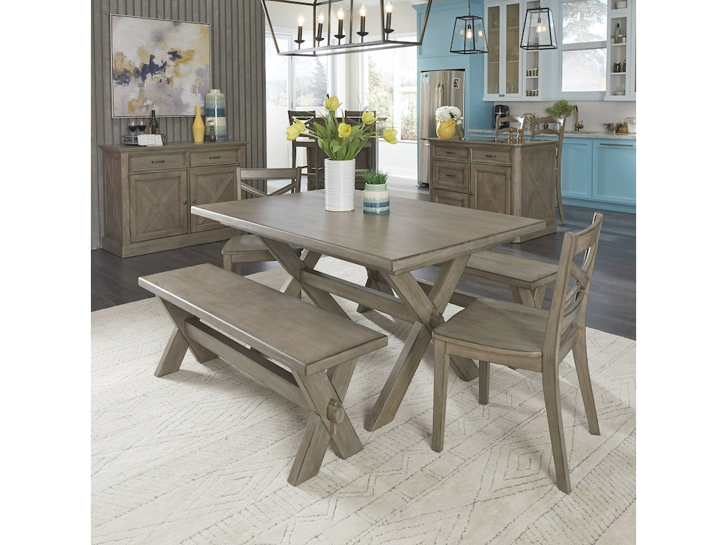 Homestyles 5 Piece Dining Set 5525 3128