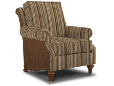 Bassett Living Room Accent Chair 1494 02l Eller And