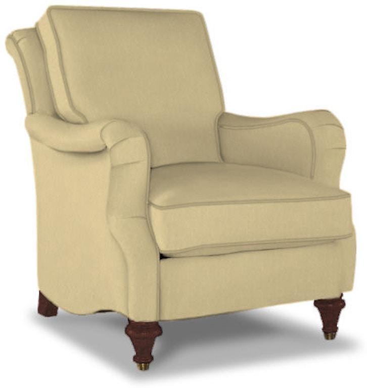 Bassett Furniture Augusta Ga: Bassett Living Room Accent Chair 1496-02
