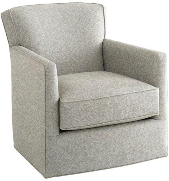 Bassett Furniture Jacksonville Fl: Bassett Living Room Swivel Glider 1746-09