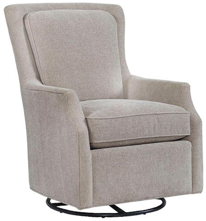 Bassett Furniture Jacksonville Fl: Bassett Living Room Swivel Glider 1952-09
