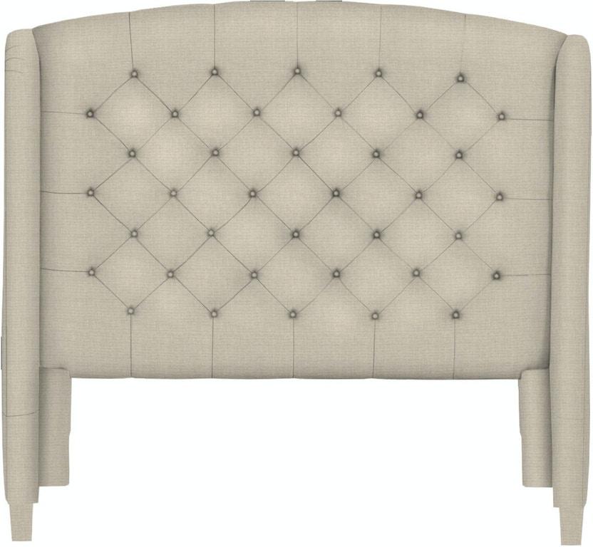 Bassett Furniture Jacksonville Fl: Bassett Bedroom Queen Headboard 1991-H59F