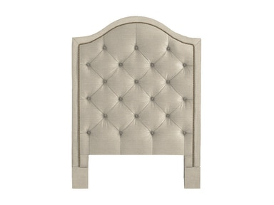Bassett Arched Twin Headboard 1993-H39F