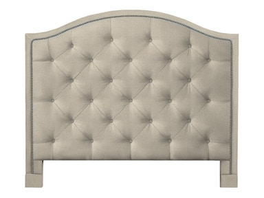 Bassett Arched Full Headboard 1993-H49F