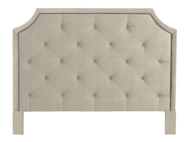 Bassett Clipped Corner Queen Headboard 1997-H59F
