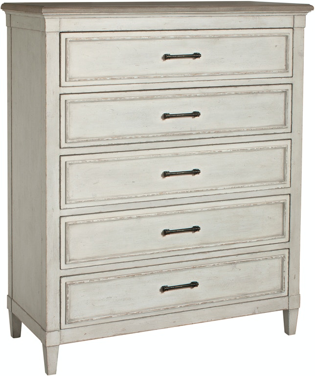 Bassett Furniture Jacksonville Fl: Bassett Bedroom 5 Drawer Chest 2572-0251