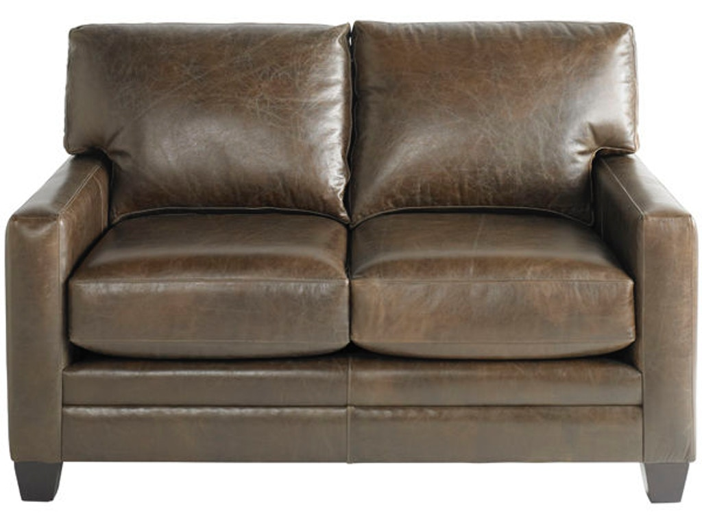 Bassett Living Room Loveseat 3105 42l Norwood Furniture