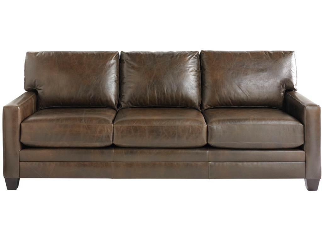 Bassett living room great room sofa 3105 82l davis for Great room sectional