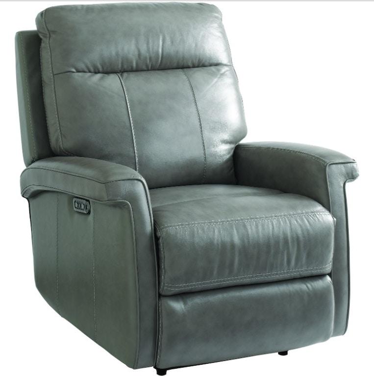 Bassett Furniture Augusta Ga: Bassett Living Room Wallsaver Recliner W/Power 3501-P0P