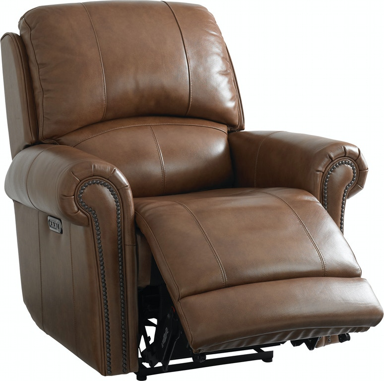 Bassett Furniture Utah: Bassett Living Room Wallsaver Recliner W/Power 3511-P0U