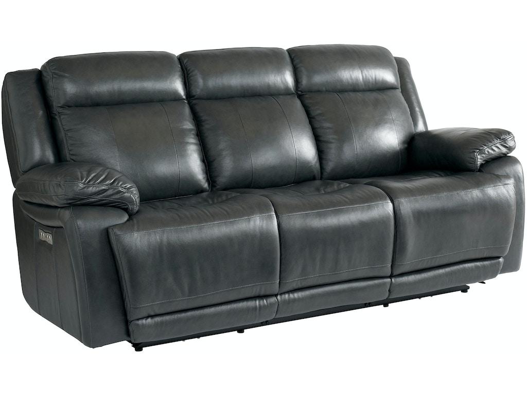 Bassett Living Room Sofa W Power 3706 P62g Woodchucks