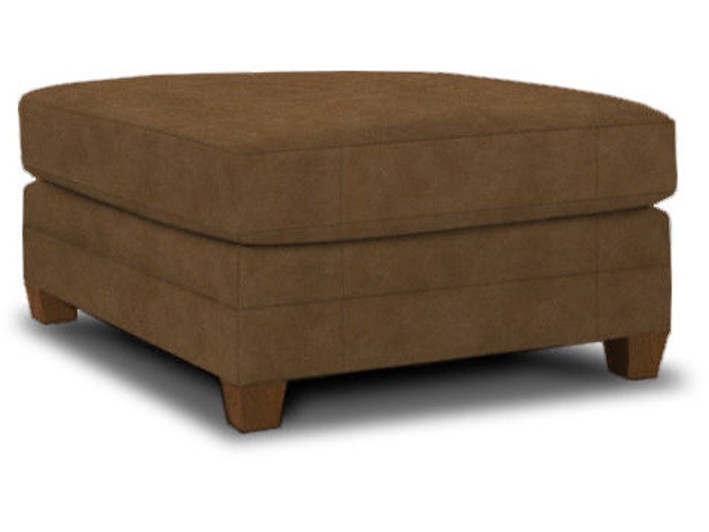Bassett living room ottoman 3851 01l quality furniture for Q furniture west kirby
