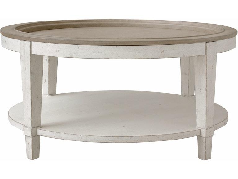 Bett Round Tail Table 6572 0605