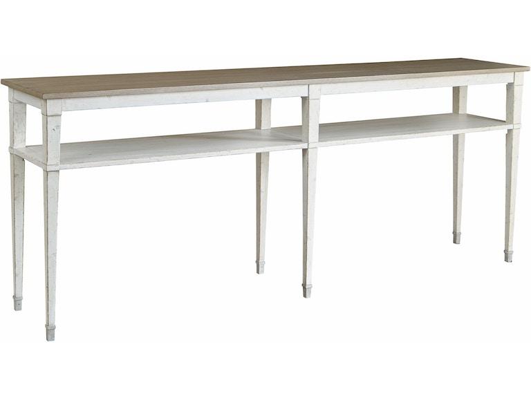 Bassett Living Room Console Table 6572 0699 Designer