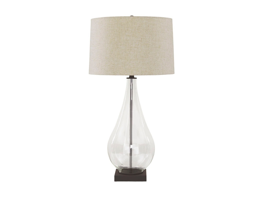 Bassett Dublin Table Lamp 8110 CU939