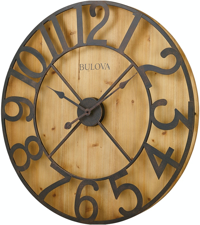 Bassett Accessories Mcdaniel Clock 8530 C4814 Whitley