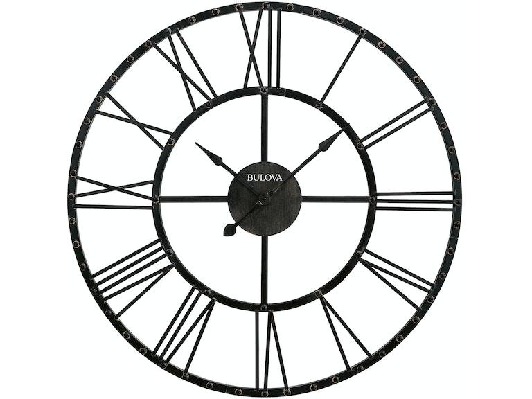 Bassett Accessories Jeffrey Clock 8530 C4820 Whitley