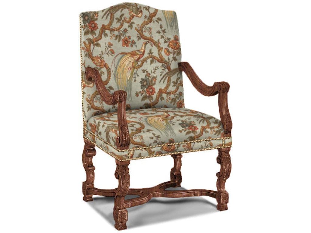 Sherrill Dining Room Arm Chair 1110 Kalin Home Furnishings Ormond Beach Fl
