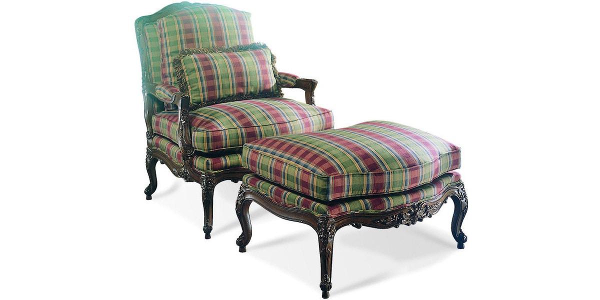 sherrill living room arm chair 1189  ridgemont furniture