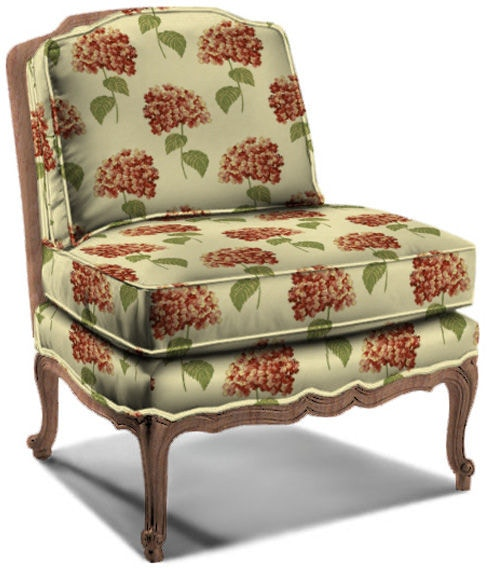 Sherrill Living Room Armless Chair 1195