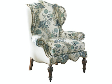 Sherrill Wing Chair 1603