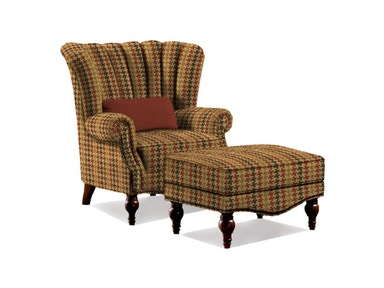 Sherrill Wing Chair 1612