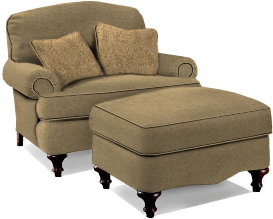 Incredible Sherrill 1698 Living Room Chair And A Half Spiritservingveterans Wood Chair Design Ideas Spiritservingveteransorg