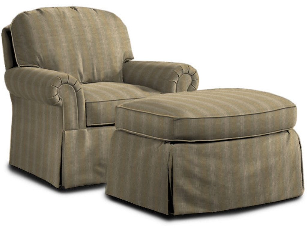 Sherrill Living Room Arm Chair 1716 Stowers Furniture