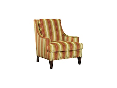Sherrill Arm Chair With Nail Trim 1735