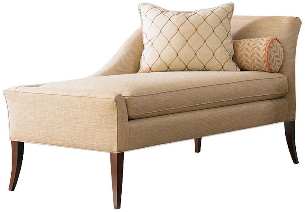 Terrific Sherrill Furniture Living Room Right Arm Chaise Loose Seat Evergreenethics Interior Chair Design Evergreenethicsorg