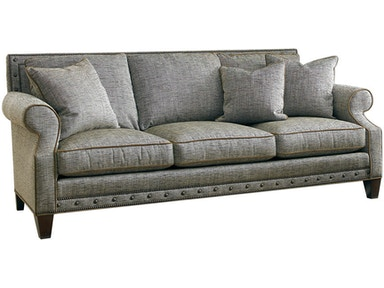 Sherrill Living Room Three Cushion Sofa Loose Seat Pillow Back