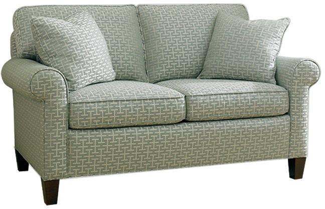 Sherrill Living Room Loveseat 2F62 SBAT Kalin Home