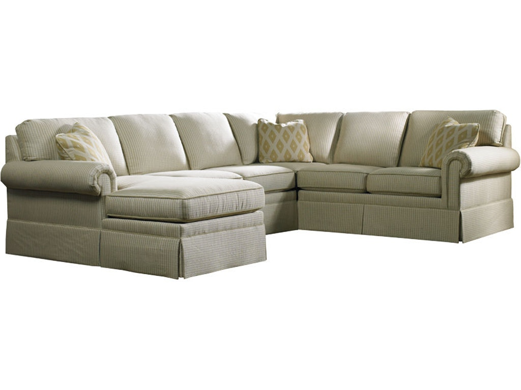 Sherrill living room sectional 3085 sect mcarthur furniture calgary ab canada - Sectional sofa bed calgary ...