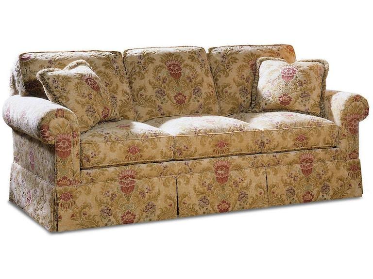 Sherrill Three Cushion Sofa Sleeper 7066 33