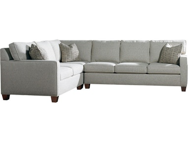 Sherrill Living Room Sectional 3100 Sect Stacy Furniture