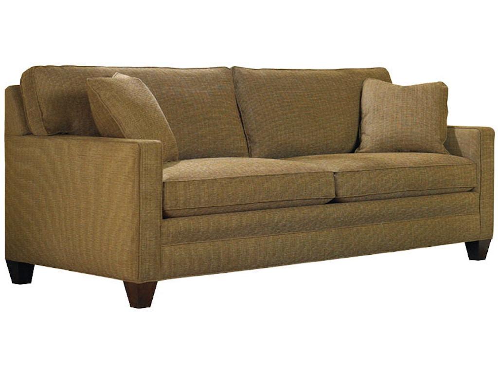 Sherrill Furniture Living Room Two Cushion Sofa 3135 3 Louis Shanks