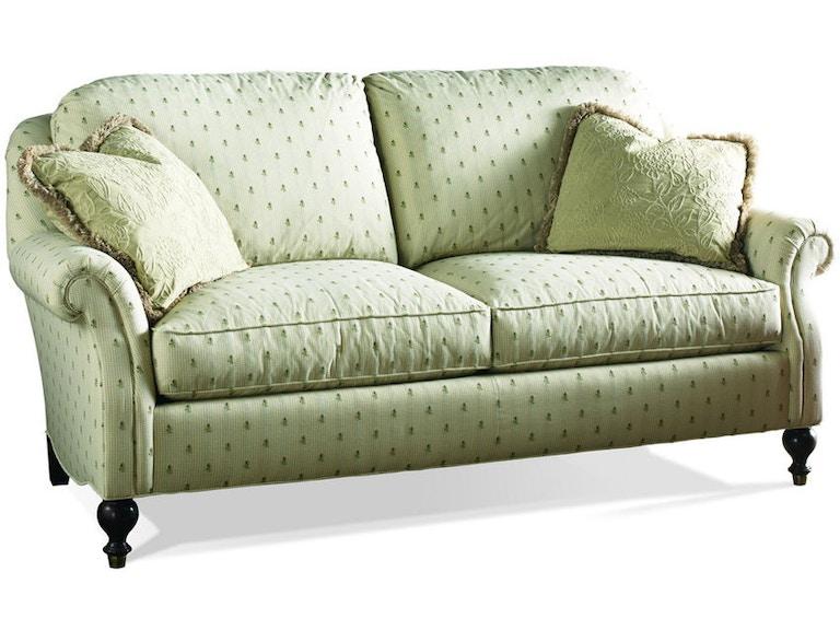 Loose Pillow Back Sofa