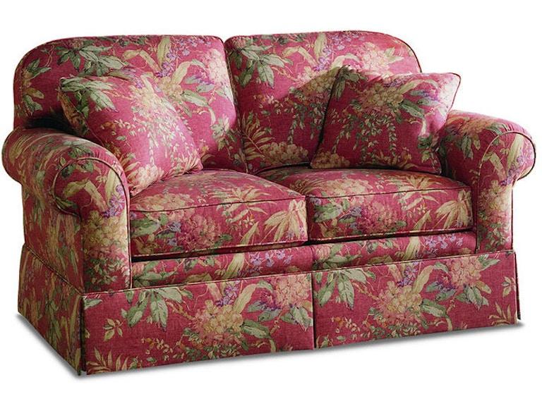 Sherrill Two Cushion Loveseat 3144 2