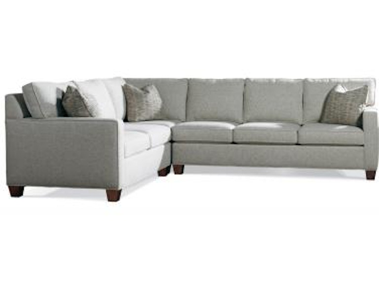 Sherrill Living Room 3185 Sectional - Cherry House Furniture ...