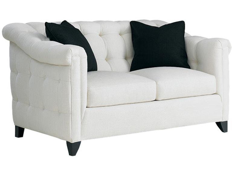 Sherrill Furniture Living Room Loveseat 3202 Louis Shanks Austin
