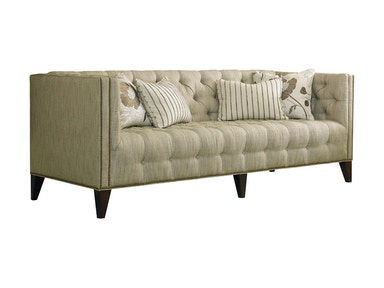 Sherrill Tufted Sofa With Nail Trim 3250
